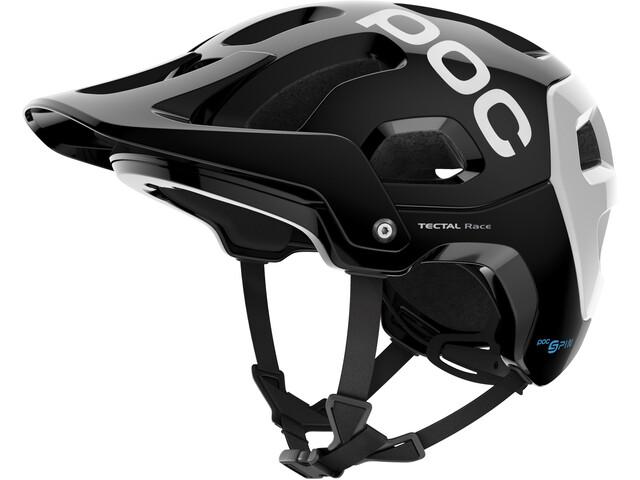 POC Tectal Race Spin Bike Helmet black